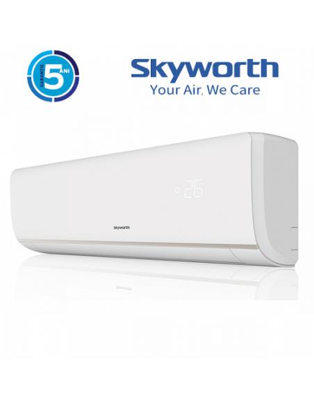 Aparat de aer conditionat tip split  SKYWORTH  Alaska, Inverter, R32, WiFi Ready 2
