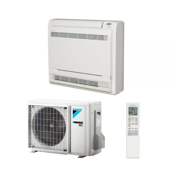 Aer conditionat de podea Daikin Bluevolution FVXM25F-RXM25N9 Inverter 9000 BTU 3
