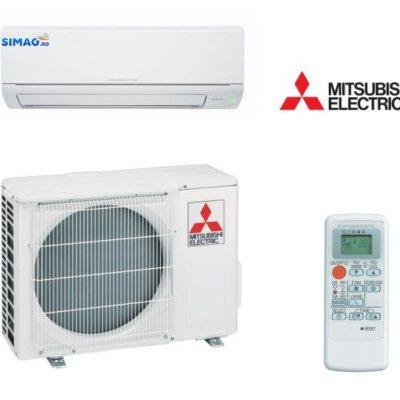 Aparat de aer conditionat tip split Mitsubishi Electric MSZ-DM Inverter, A+, R410 7