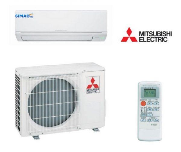 Aparat de aer conditionat tip split Mitsubishi Electric MSZ-DM Inverter, A+, R410 2