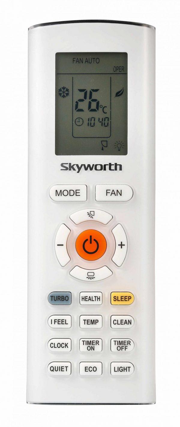 Aparat de aer conditionat tip split  SKYWORTH  Alaska, Inverter, R32, WiFi Ready 4