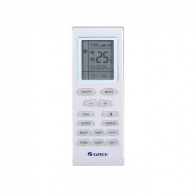 Aer conditionat tip caseta Gree GKH48K3FI-GUHD48NM3FO Inverter Trifazat 48000 BTU 9