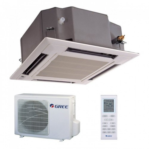Aer conditionat tip caseta Gree GKH48K3FI-GUHD48NM3FO Inverter Trifazat 48000 BTU 1