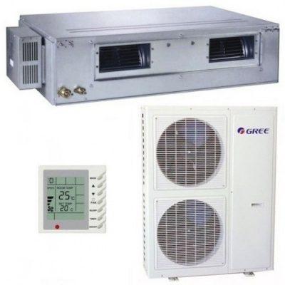Aer conditionat tip duct Gree GFH60K3FI-GUHD60NM3FO Inverter Trifazat 60000 BTU 5