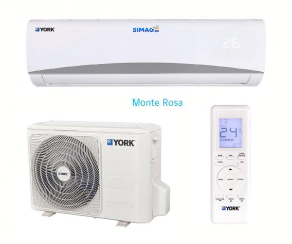 Aer Conditionat York Monterosa YHKE09XE-MJ-RX/YHKE09YE-MJO-X DC Inverter 9000 BTU 1