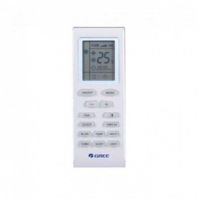 Aparat aer conditionat tip caseta Gree GKH18K3FI-GUHD18NK3FO Inverter 18000 BTU 11