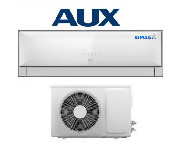 Aparat de aer conditionat AUX ASW-H12A4/NCR1 + montaj standard inclus, in limita a 3 m 1