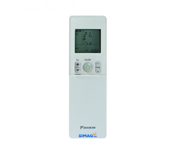 Aparat de aer conditionat Daikin Emura Bluevolution FTXJ-RXJ Inverter, A+++, Wifi inclus 7