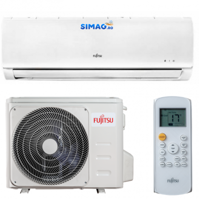 Aparat de Aer Conditionat Fujitsu ASYA09KLWA-AOYA09KLWA Inverter, R32, 9000 BTU 5