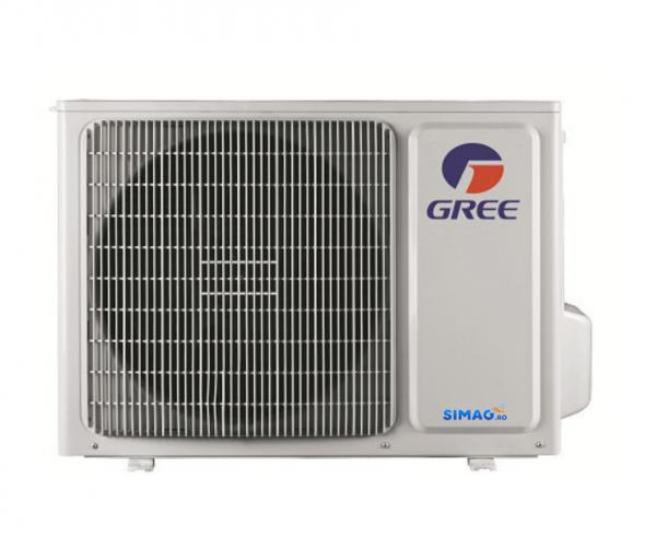 Aparat de aer conditionat ti[p split Gree Bora A2 WHITE , Inverter, clasa A++, R-32, WiFi 4