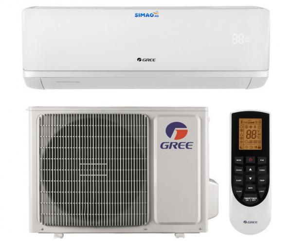 Aparat de aer conditionat ti[p split Gree Bora A2 WHITE , Inverter, clasa A++, R-32, WiFi 1