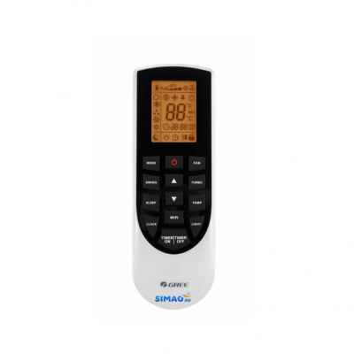 Aparat de aer conditionat tip split Gree Bora A4 SILVER Inverter, R32, Wifi, A++, Kit de instalare inclus 11