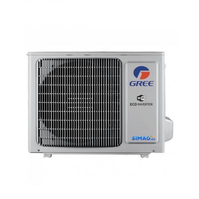 Aparat de aer conditionat tip split Gree Bora A4 SILVER Inverter, R32, Wifi, A++, Kit de instalare inclus 9