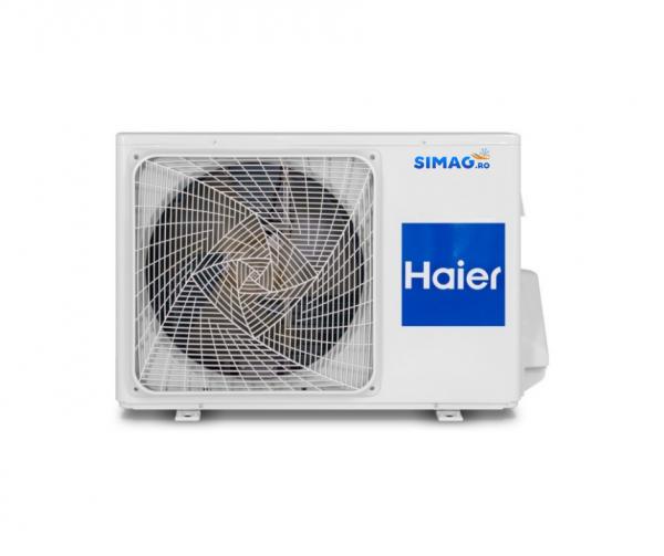 Aparat de aer conditionat Haier Tundra AS18TD2HRA-1U18EE8ERA, Inverter, 18000 BTU, Clasa A++, Intelligent air, Ultra Silentios 3