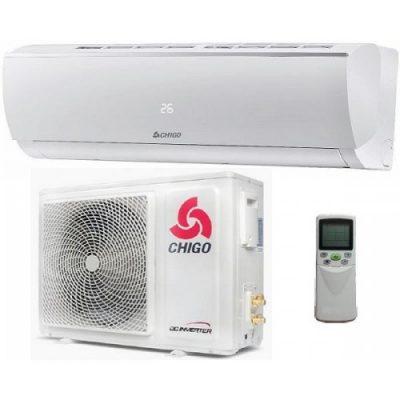 Aparat de aer conditionat split Chigo CS-35V3G - CU-35V3G,Inverter, 12.000 BTU, WiFi,clasa A++,R32 4