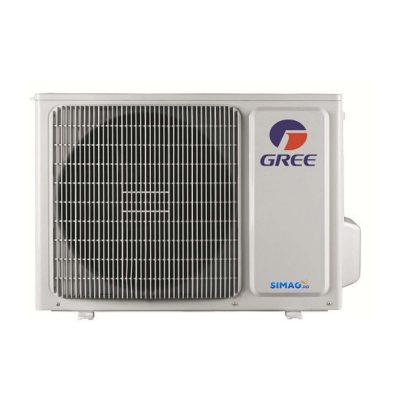 Aparat de aer conditionat tip split Gree Bora A2 WHITE, Inverter, clasa A++, R-32, WiFi 9