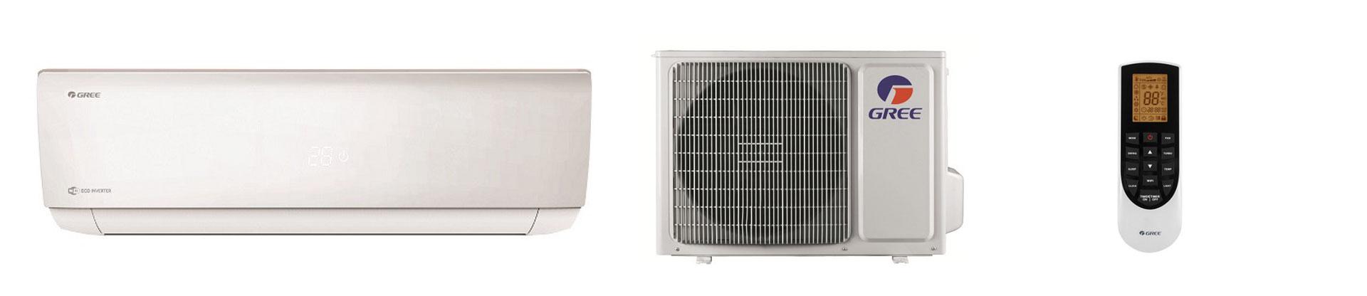 Aparat de aer conditionat tip split Gree Bora A4 SILVER Inverter, R32, Wifi, A++, Kit de instalare inclus 27