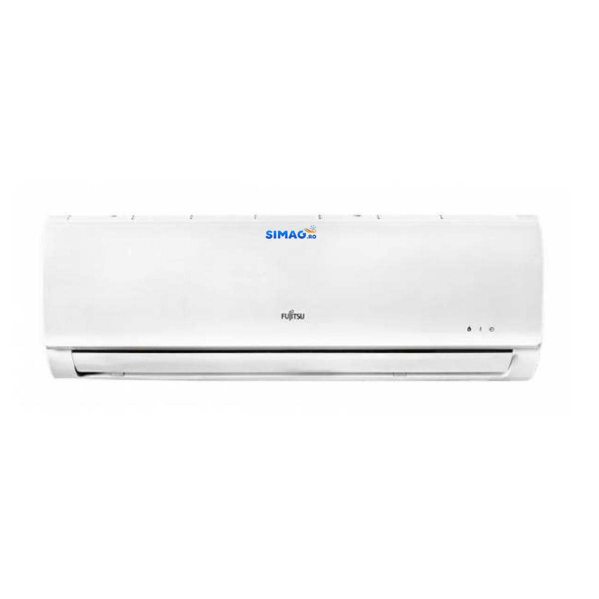 Aparat de aer conditionat tip split Fujitsu ASYG24KLCA-AOYG24KLTA Inverter, R32, 24000 BTU 12