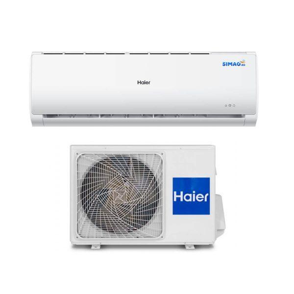 Aparat de aer conditionat tip split Haier Tundra, Inverter,18000 BTU, Clasa A++, Intelligent air, Ultra Silentios 2