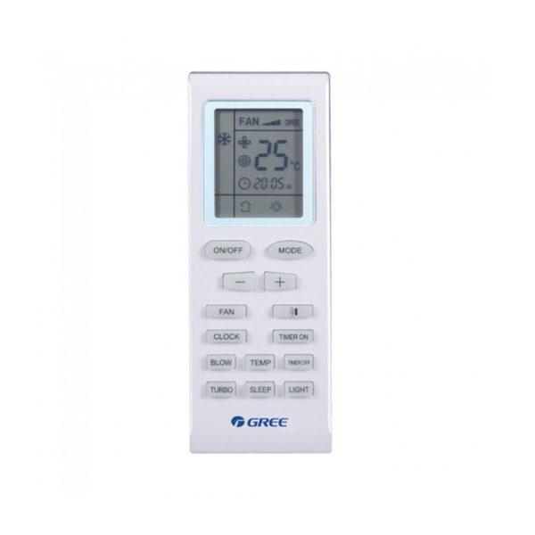 Aparat de Aer conditionat tip caseta Gree GKH12K3FI-GUHD12NK3FO Inverter 12000 BTU 4