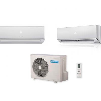 Aparat de aer conditionat tip split Skyworth Vela , Inverter, A++, R32, WiFi 5