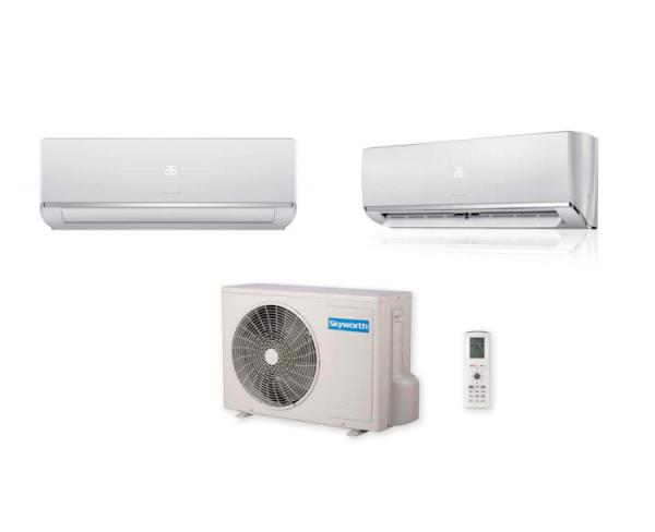 Aparat de aer conditionat tip split Skyworth Vela , Inverter, A++, R32, WiFi 2