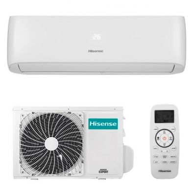 Aparat de aer conditionat tip split Hisense EASY, Inverter, R32 , A++, Wifi Ready 4