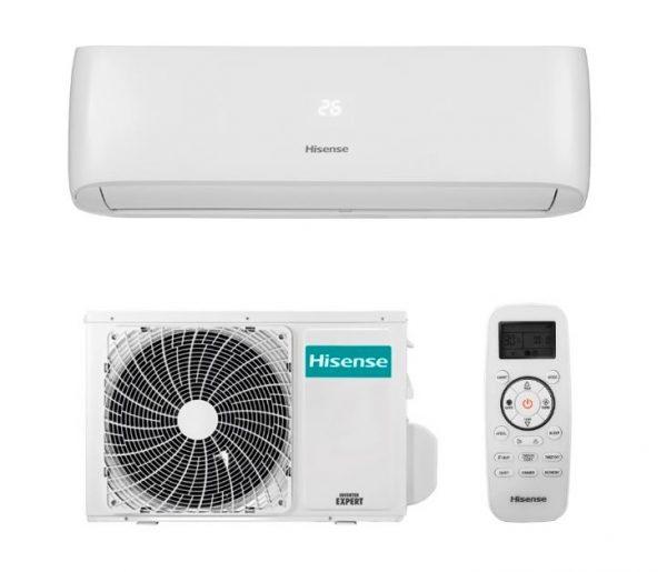 Aparat de aer conditionat tip split Hisense EASY, Inverter, R32 , A++, Wifi Ready 1