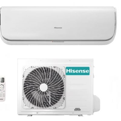 Aparat de aer conditionat tip split Hisense Silentium, Inverter, R32, A+++, Wifi inclus 17