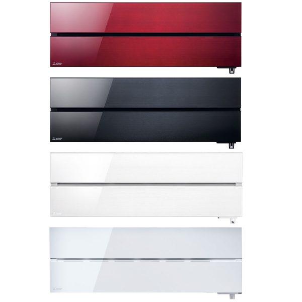 Aparat de aer conditionat tip split Mitsubishi Electric KIRIGAMINE Style MSZ-LN, INVERTER, A+++, R32, Tehnologie Japoneza, WIFI 7