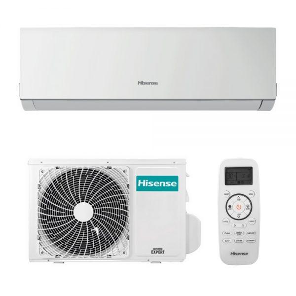 Aparat de aer conditionat tip split Hisense New Comfort, Inverter, R32, A++, Wifi Ready 2