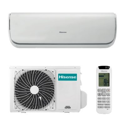 Aparat de aer conditionat tip split Hisense Silentium, Inverter, R32, A+++, Wifi inclus 7