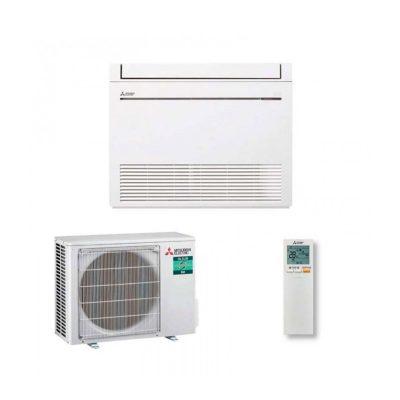 Aparat de aer conditionat tip consola Mitsubishi Electric MFZ-KT + SUZ-M Inverter, A++, R32, WIFI READY 6