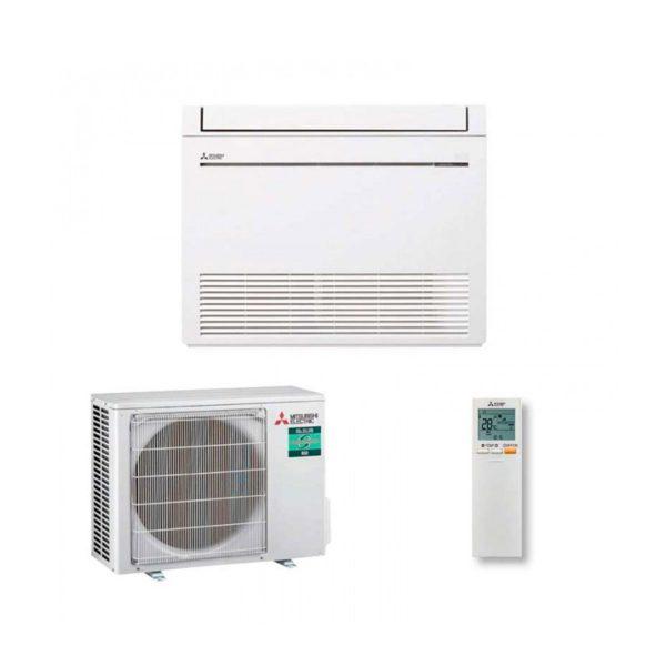 Aparat de aer conditionat tip consola Mitsubishi Electric MFZ-KT + SUZ-M Inverter, A++, R32, WIFI READY 2