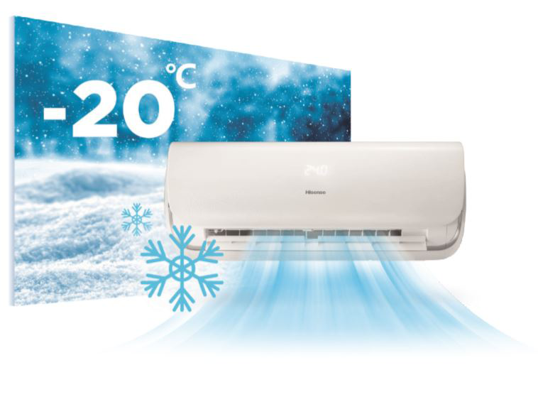 Aparat de aer conditionat tip split Hisense New Comfort, Inverter, R32, A++, Wifi Ready 23