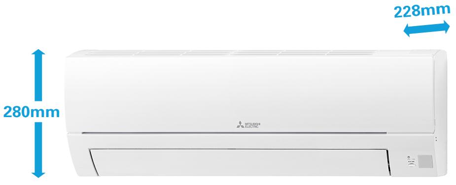 Unitate interna tip split Mitsubishi Electric MSZ-BT Inverter,A++,R32,WIFI READY 16