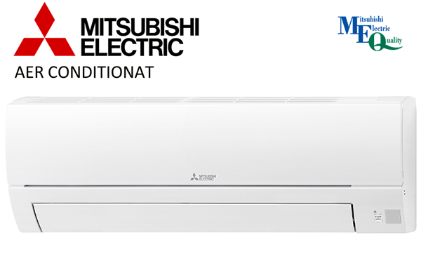 Aparat de aer conditionat tip split Mitsubishi Electric MSZ-HR Inverter,A++,R32,WIFI READY 2