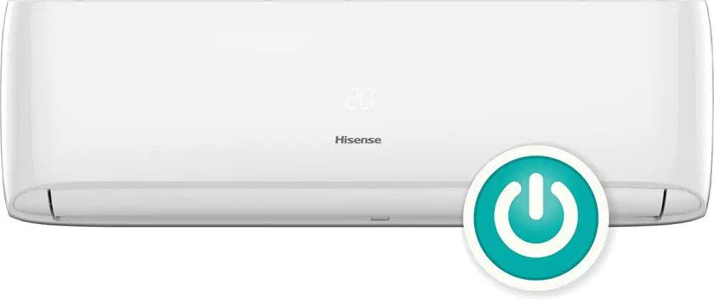Aparat de aer conditionat tip split Hisense New Comfort, Inverter, R32, A++, Wifi Ready 15