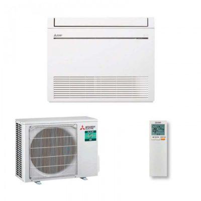 Aparat de aer conditionat tip consola Mitsubishi Electric MFZ-KT + SUZ-M Inverter,A++,R32,WIFI READY 5