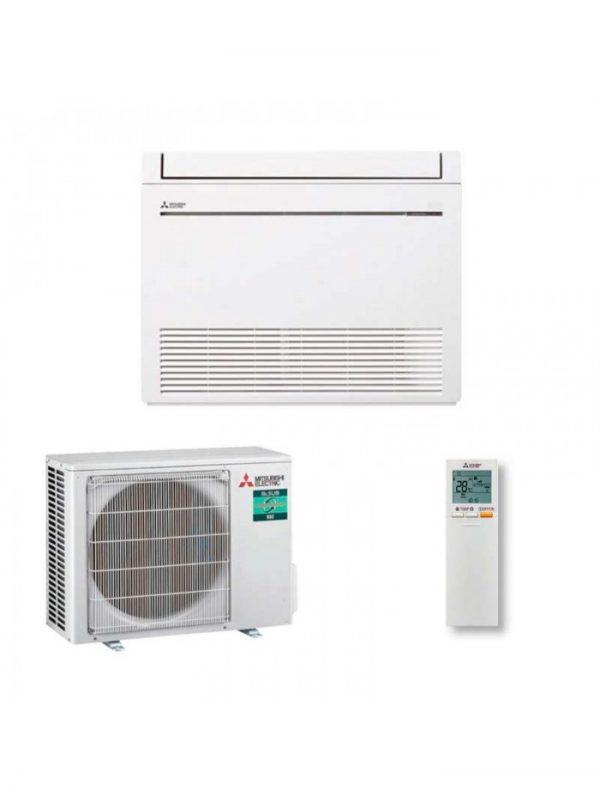 Aparat de aer conditionat tip consola Mitsubishi Electric MFZ-KT + SUZ-M Inverter,A++,R32,WIFI READY 1