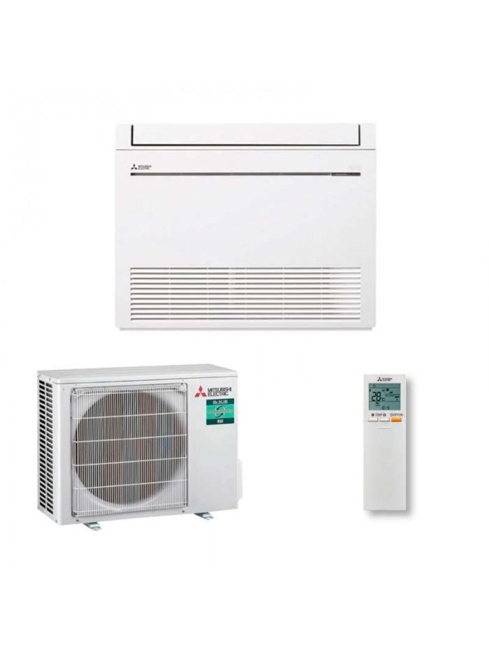 Aparat de aer conditionat tip consola Mitsubishi Electric MFZ-KT + SUZ-M Inverter,A++,R32,WIFI READY 20