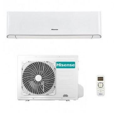 Aparat de aer conditionat tip split Hisense Energy, Inverter, R32 , A+++, Wifi 5