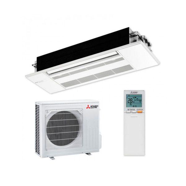 Aparat de aer conditionat tip caseta 1 directie Mitsubishi Electric MLZ-KP + SUZ-M Inverter,A++,R32,WIFI READY 4