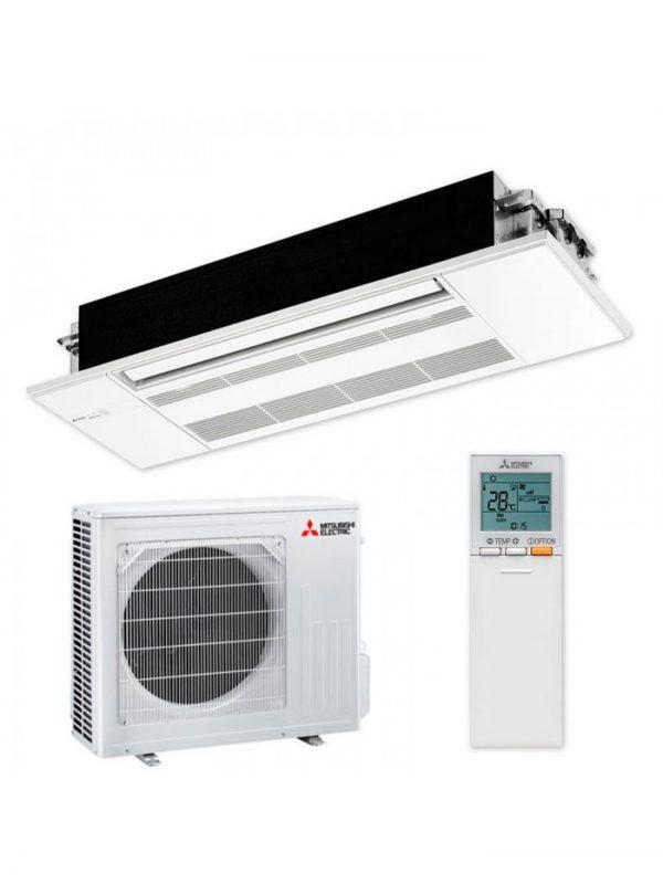 Aparat de aer conditionat tip caseta 1 directie Mitsubishi Electric MLZ-KP + SUZ-M Inverter,A++,R32,WIFI READY 1