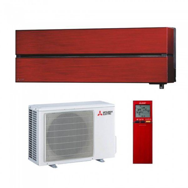 Aparat de aer conditionat tip split Mitsubishi Electric KIRIGAMINE Style MSZ-LN, INVERTER, A+++, R32, Tehnologie Japoneza, WIFI 4