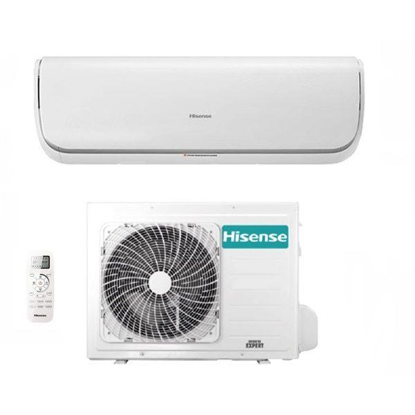 Aparat de aer conditionat tip split Hisense Silentium, Inverter, R32, A+++, Wifi inclus 2