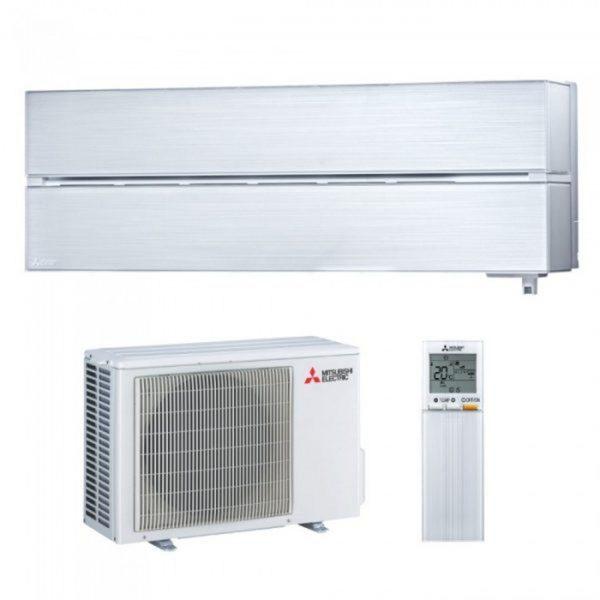 Aparat de aer conditionat tip split Mitsubishi Electric KIRIGAMINE Style MSZ-LN, INVERTER, A+++, R32, Tehnologie Japoneza, WIFI 2