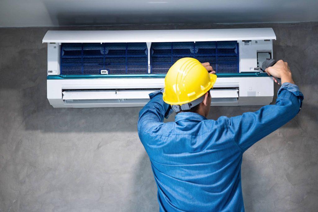 Cum se monteaza aparatul de aer conditionat