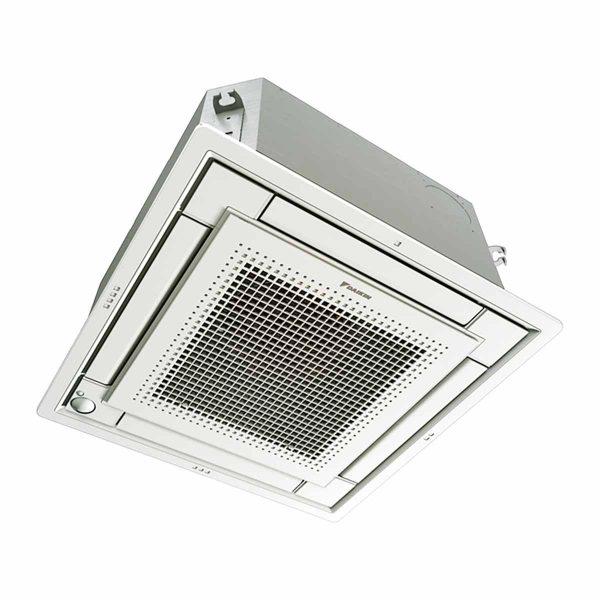 Aparat aer conditionat tip caseta 600x600 Daikin Sky Air FFA-A9 , A++, Inverter,R32,panel si telecomada inclus 1